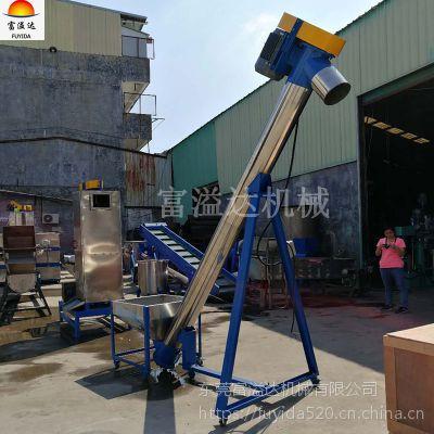 惠州塑料上料机 陈江直供输送机 颗粒给料机 富溢达机械