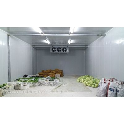冷库设计安装及制冷工艺设计
