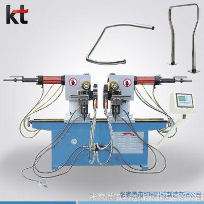 钢管弯管机双头液压弯管机价格铁管不锈钢铝管方管带90度转角