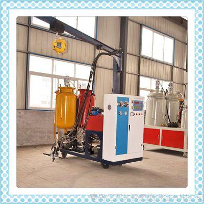 油田聚氨酯发泡机设备 聚氨脂保温管设备价格