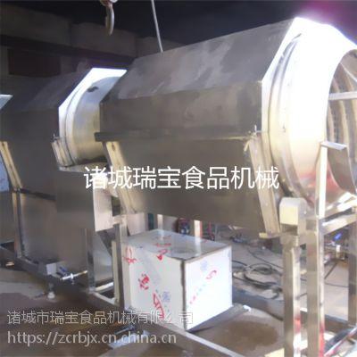 瑞宝GT-800型塑料袋洗袋机 螺旋滚筒洗袋机