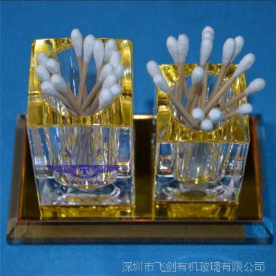 【专业供应】亚克力牙签盒 广告牙签盒 商家主营酒店专用牙签盒