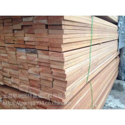 柳桉木受用度,柳桉木家具材与户外材的区别