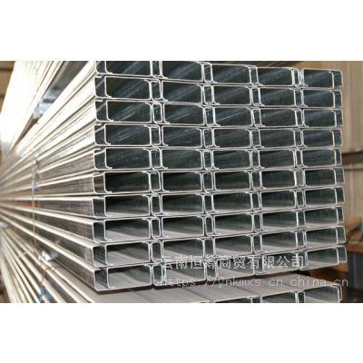 木里C型钢厂家批发价格,木里镀锌C型钢多少钱一吨?