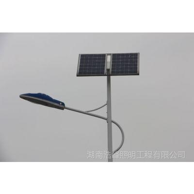 湖南津市专业的锂电池路灯厂家哪家好 浩峰照明