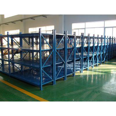 龙岗利欣厂家活动层板拆装货架,木层板卡板货架供应