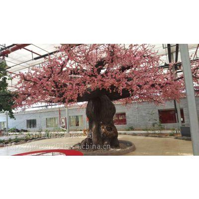 西安仿真树价格专业定做大型仿真树,西安仿真树定厂家-西安金森造景