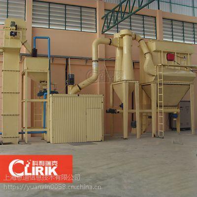 科利瑞克超细磨粉机改变高耗能产业链