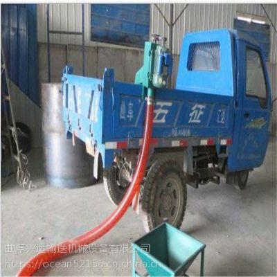 移动式谷壳气力吸粮知名 粮食输送机