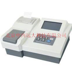 中西(LQS厂家)总磷测定仪 型号:CH10/ZXYD1A库号:M389432
