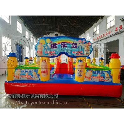 室内儿童充气城堡玩具供应商