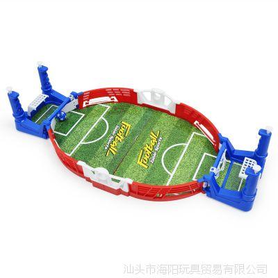 跨境专供 亲子互动 桌面游戏桌上足球台 足球对战益智儿童玩具