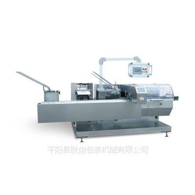 联创生产LC系列全自动固体条状红糖姜茶红枣姜茶装盒机