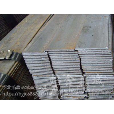 河北热镀锌扁钢厂家是这样存放钢材的