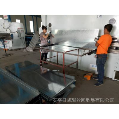 高速金属百叶声屏障隔音板墙生产厂家