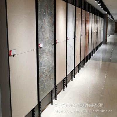私人定制瓷砖展架@驻马店地板砖展柜厂@平顶山陶瓷城展具