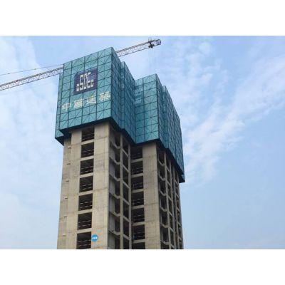 汇洋建筑(图)-同步电动爬架葫芦-驻马店电动爬架